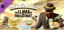 Tropico 6 Llama of Wall Street Header