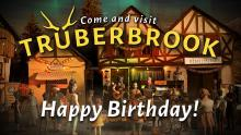 Trüberbrook Birthday Header
