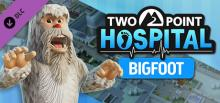 Two Point Hospital: Bigfoot Header