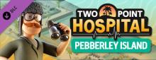 "Two Point Hospital: DLC ""Pebberley Island"" Header"