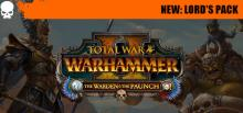 "Total War WARHAMMER II: DLC ""The Warden & The Paunch"" Header"