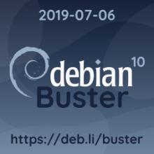 Debian Linux 10