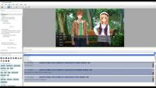 Visual Novel Maker Screenshot