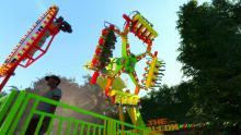 Virtual Rides 3 Falcon Screenshot